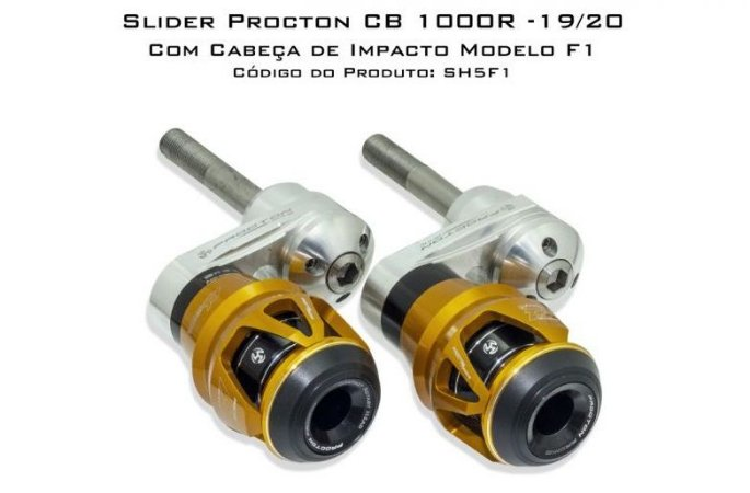 PROCTON SLIDER F1 HONDA CB 1000R 2019/2020