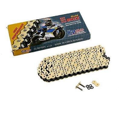 CZ CHAIN CORRENTE GOLD SDZZ 530 X 120  ALTA PERFORMANCE