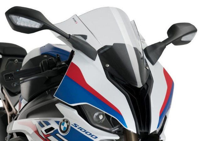 PUIG RACING BMW S1000RR BOLHA TRANSPARENTE(CRISTAL) 2020 3571W