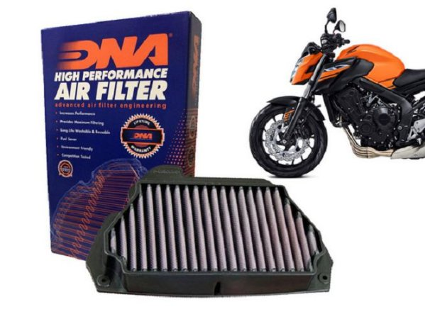 DNA HONDA CB 650F / CBR 650 R  2014 A 2018 FILTRO DE AR P-H6N14-01