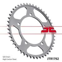JT SPROCKETS COROA SUZUKI GSXR-750 (11-17) GSXS (15-17) DL 1000 (10-19) JTR1792 - 42 DENTES