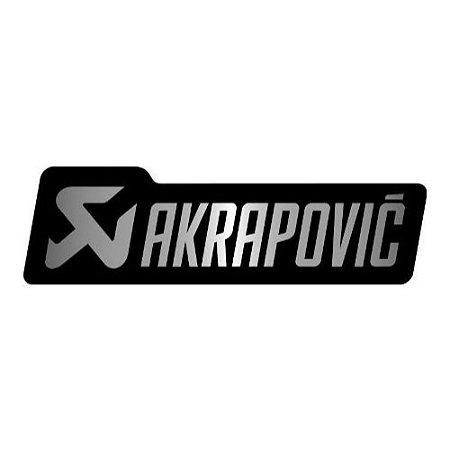AKRAPOVIC ADESIVO TÉRMICO ESCAPAMENTO 11,5x3x11 BLACK