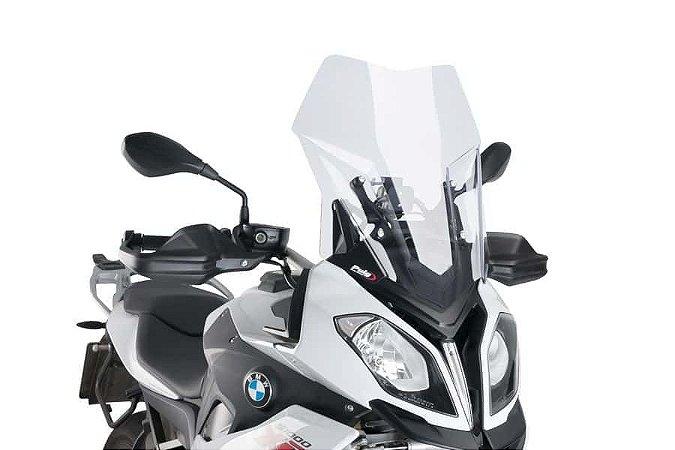 PUIG TOURING BMW S1000XR BOLHA TRANSPARENTE 7619W