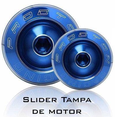 PROCTON TAMPA DO MOTOR GSX-R 750 SRAD TODAS (2 Peças)