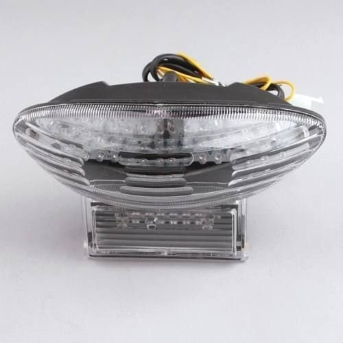 Lanterna Led Pisca Integrado Suzuki Gsx1300r Hayabusa 99/08 TM TECH