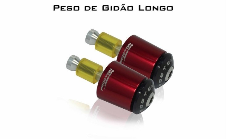 PROCTON PESO DE GUIDÃO LONGO TRIUMPH