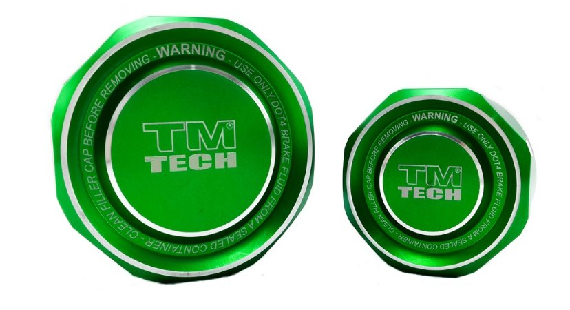 Tampa Reservatório De Óleo Tm Tech Grande Verde