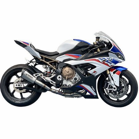 POWER ESCAPAMENTO FULL RACING EM TITÂNIO HEXAGP BMW S1000RR 2020 2021