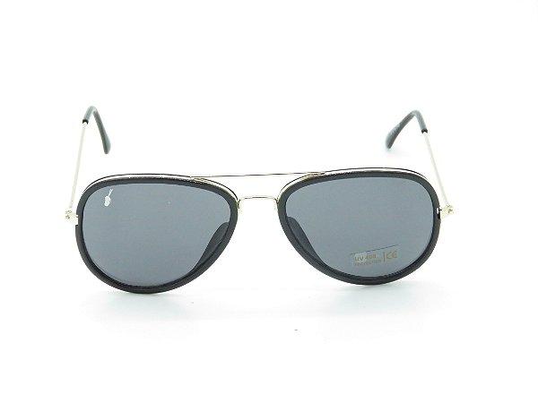 Óculos Solar Prorider dourado - 3906