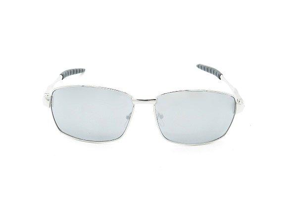 Óculos solar Prorider prata  5010