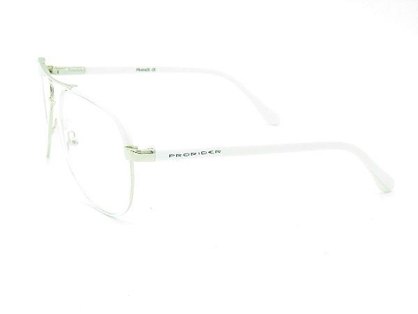 Óculos de Grau Prorider Branco - 5204