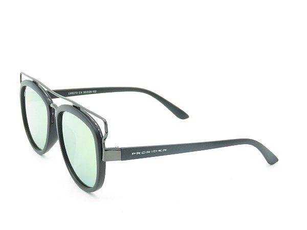 Óculos solar Prorider preto com cinza 5262