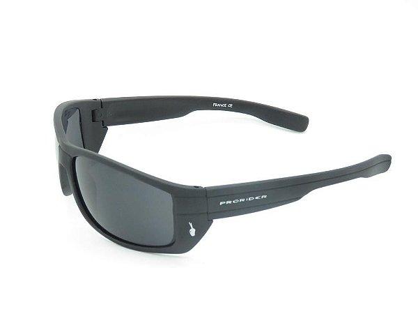 Óculos solar Prorider preto fosco 18199