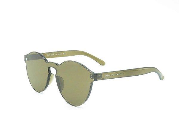 Óculos solar Optyl Acrilic Prorider marrom DGM13001C4-2