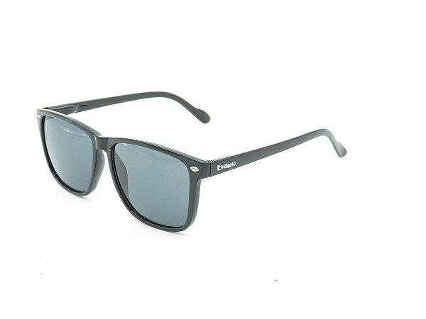 Óculos Solar Evasolo Preto Fosco - B7003