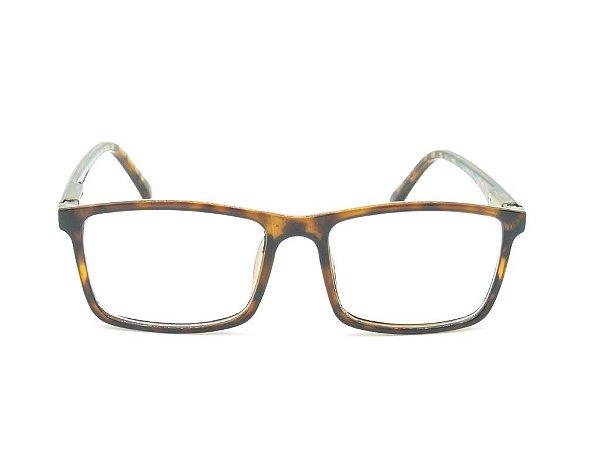 Óculos de grau Prorider preto e amarelo tartaruga A&M-0016