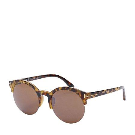 Óculos Solar Prorider tartaruga e dourado YD1608C7