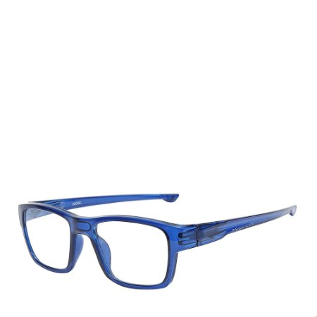 Óculos receituário Prorider azul transparente GROWD