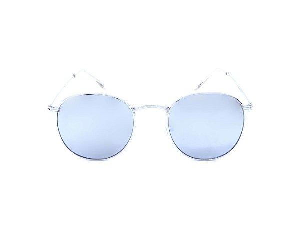 Óculos Solar Prorider Prata com Lente Espelhada Prata H01381C1