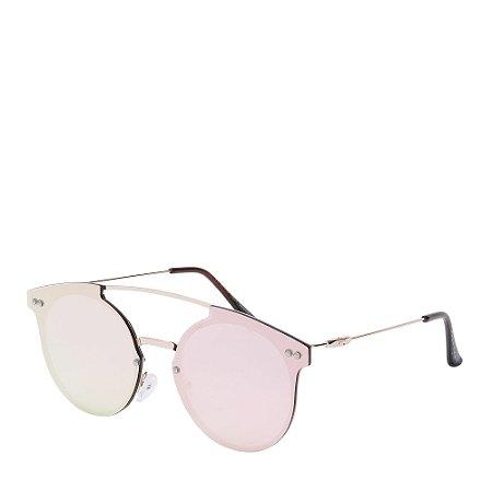 Óculos de Sol Prorider preto e rosa wayfarer H01649C5
