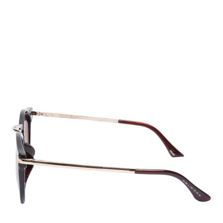 Óculos de Sol Prorider Dourado&marrom com lente gradiênte NIHAU