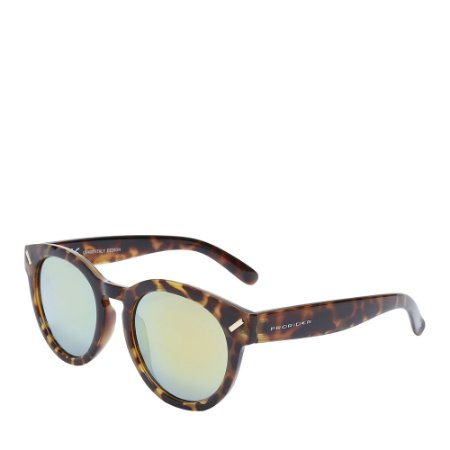 Óculos de Sol Prorider tartaruga Preto e amarelo YD1460C7