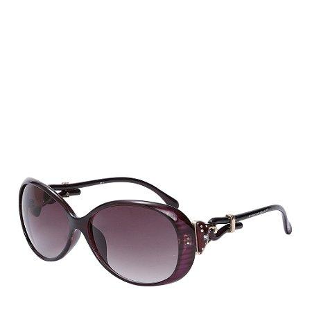 Óculos de Sol Prorider roxo e dourado 8218