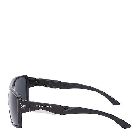 Óculos Solar Prorider Preto fosco&dourado 19172