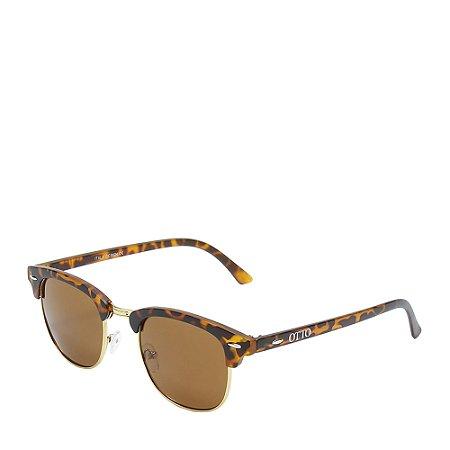Óculos de Sol Otto dourado tartaruga RB3016-1