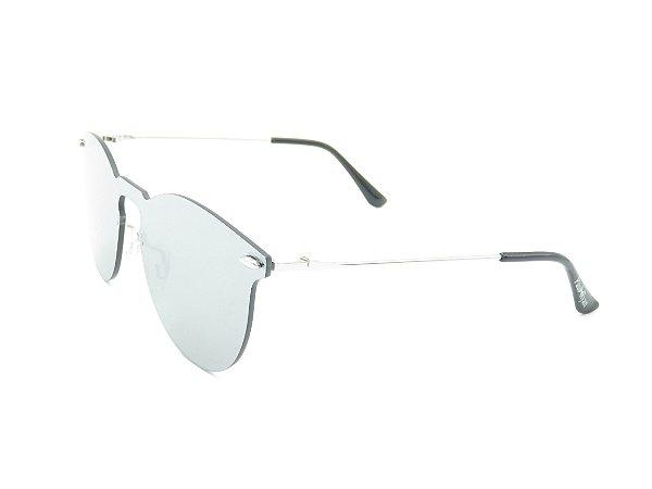 Óculos de Sol Prorider Dourado com lente espelhada 7374