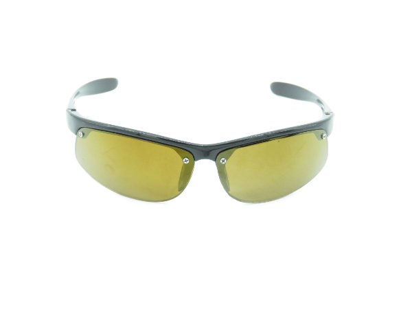 Óculos Solar Infantil Amy Loo Preto Fosco - 7376