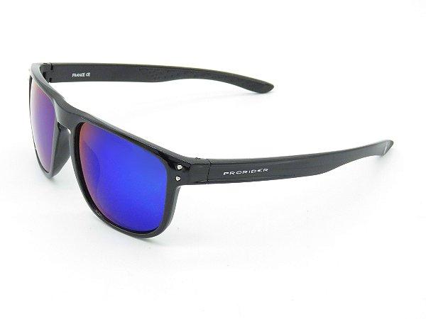 Óculos Solar infantil Prorider Preto Fosco  20606