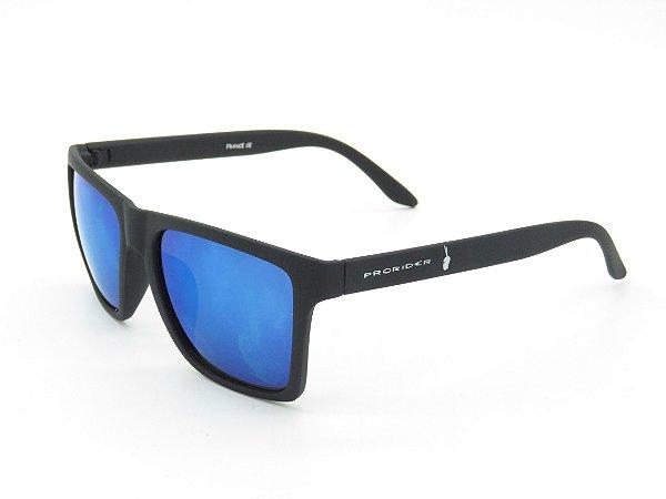Óculos Solar Prorider Preto Fosco GP203-3