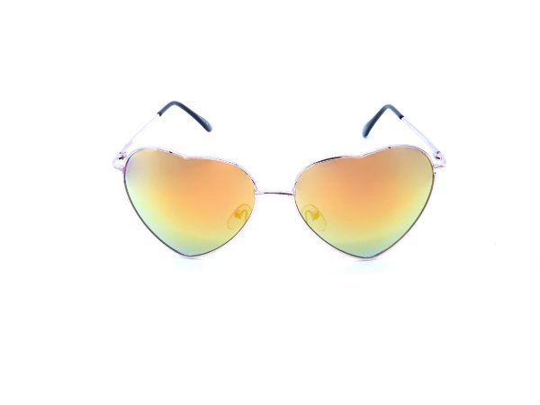 Óculos solar Prorider dourado com lente espelhada colors 3026