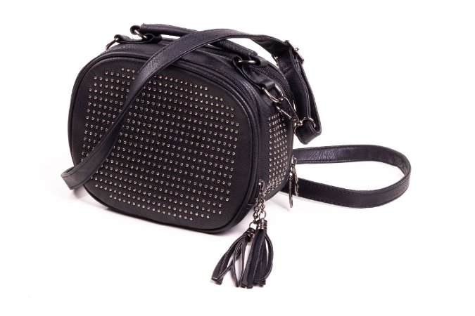 Bolsa Paul Ryan Mod Off preto com grafite