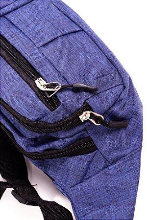 Pochete Prorider azul com preto