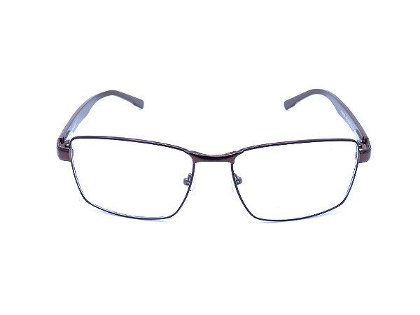 Óculos Receituário Polo Walker Marrom - HT33053C2