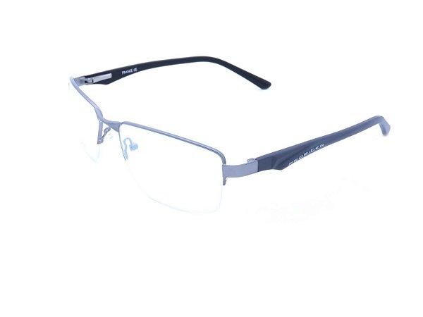 Óculos Receituário Prorider Prata com Cinza - HT33062C4