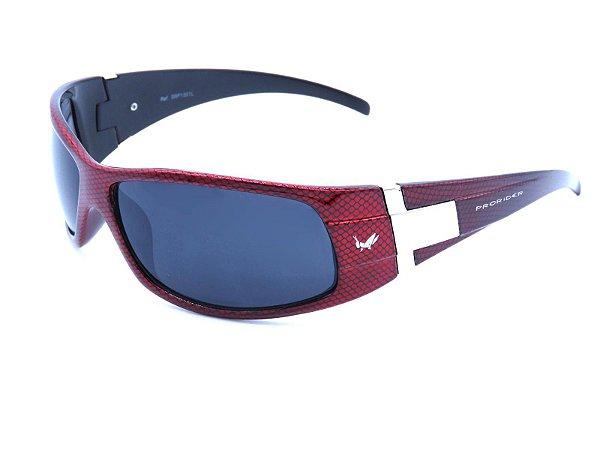 Óculos Solar Prorider Vermelho Detalhado - SRP1351L