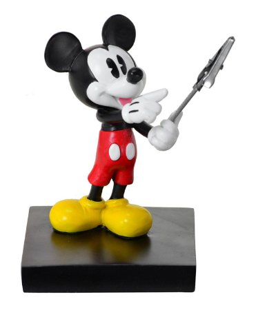 Porta Recados Mickey 16,5x12,5x12,5cm - Disney