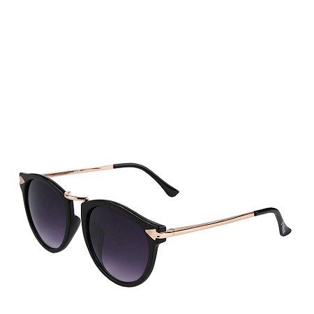 Óculos Solar Prorider Preto/Dourado - Anis
