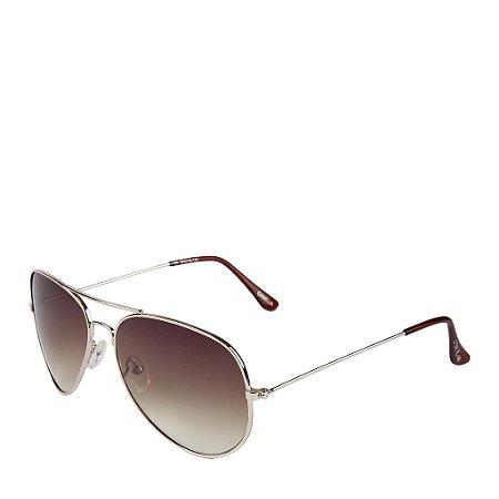 Óculos Solar Prorider Dourado - Camelia