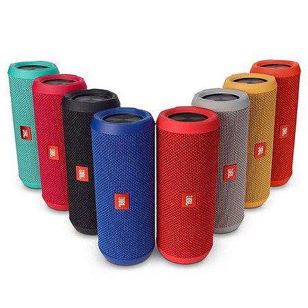 Caixa de Som Portátil Bluetooth JBL Flip 3 Speaker