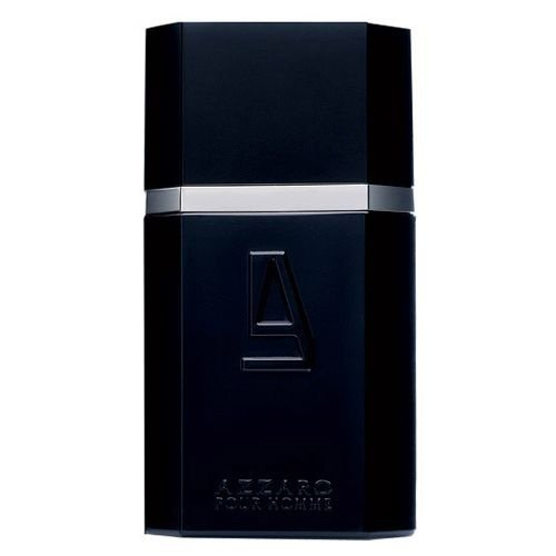 Perfume Silver Black Azzaro Masculino Eau de Toilette 100ml