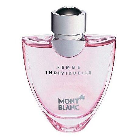 Perfume Femme Individuelle Mont Blanc Feminino Eau de Toilette