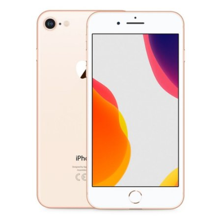 IPhone 8 64GB GOLD  , Apple (Vitrine)