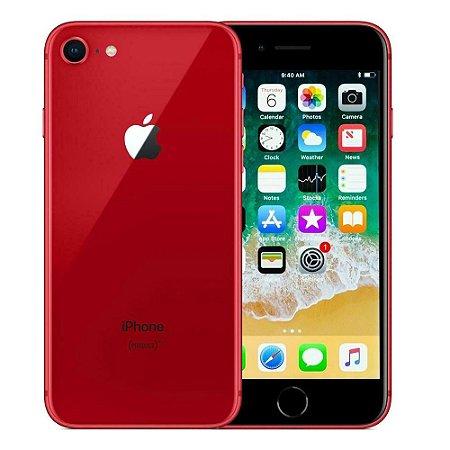 IPhone 8 64GB RED , Apple (Vitrine)