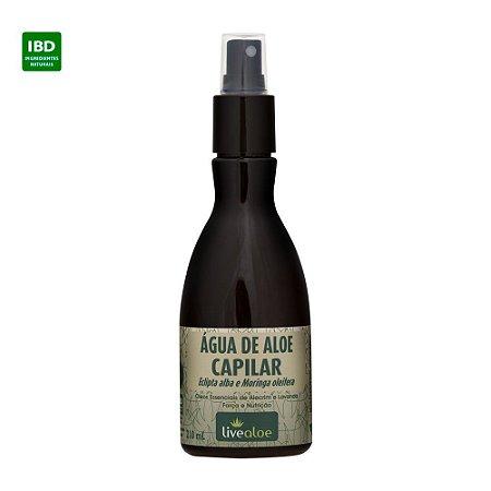 Livealoe Água Capilar Aloe Vera 210 ml