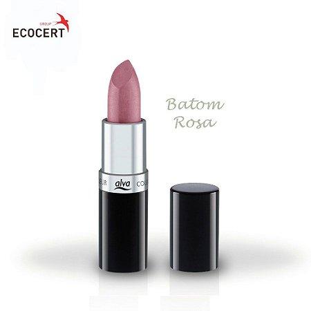 Alva Coleur Lipstick Batom Orgânico - Várias Cores - Val 08-18