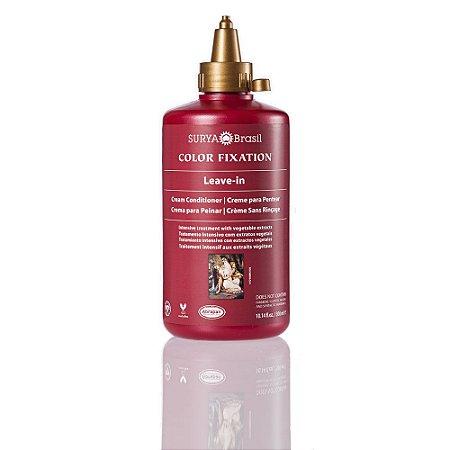 Surya Leave In Creme para Pentear Color Fixation 300 g - Vence em Ago 17